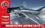 1/48th E.E. Lightning T4/5 Conversion interior parts only.